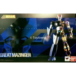 GREAT MAZINGER DX SOUL OF CHOGOKIN BANDAI