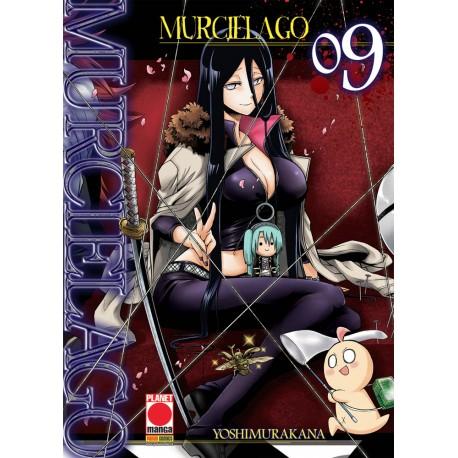 MURCIELAGO DI YOSHIMURAKANA n. 9