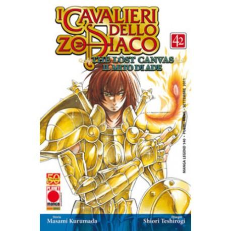 CAVALIERI DELLO ZODIACO CANVAS n. 42