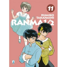 RANMA 1/2 DI RUMIKO TAKAHASHI NEW EDITION n. 11