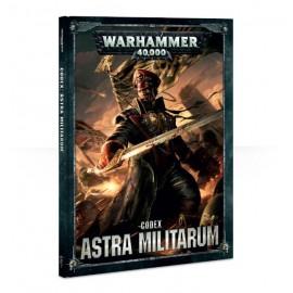 WARHAMMER 400000 GUIDA CODEX ASTRA MILITARUM n. 1