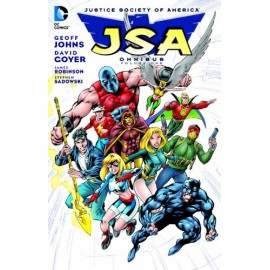 JUSTICE SOCIETY AMERICA OMNIBUS n. 1