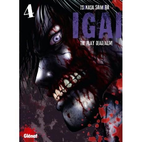IGAI PLAY DEAD ALIVE n. 4