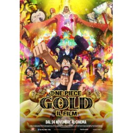 USATO ONE PIECE GOLD FILM BRAY USATO