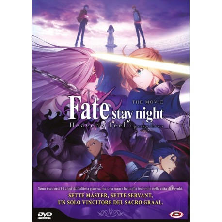 FATE STAY NIGHT HEAVEN'S FEEL MOVIE