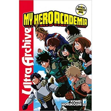 MY HERO ACADEMIA ULTRA ARCHIVE n. 1