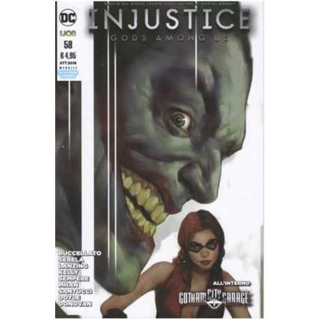 INJUSTICE GODS AMONG US n. 58