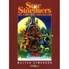 STAR SLAMMERS COMPLETE COLLECTION n. 1