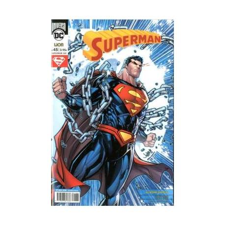 SUPERMAN RINASCITA n. 45