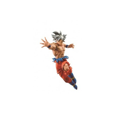 Dragon Ball Super Flight Fighting Figure Goku Special Coloring 20 cm BAN PRESTO