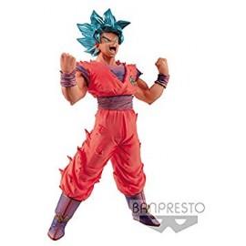 Dragon Ball Blood of Saiyans Super Saiyan Blue Goku 18 cm BAN PRESTO