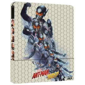 ANT MAN AND THE WASP STEEL BOX