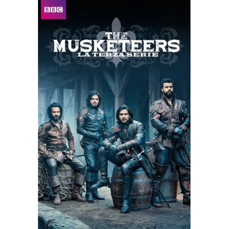 MUSKETEERS STAGIONE