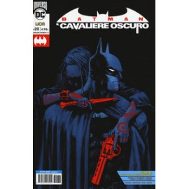 BATMAN CAVALIERE OSCURO RINASCITA n. 20