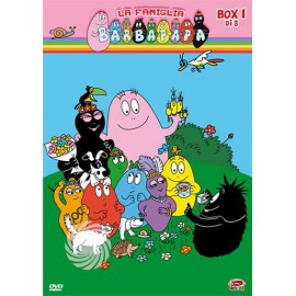 BARBAPAPA' BOX 3 DVD