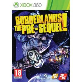 USATO Borderlands The Pre-Sequel X360 USATO