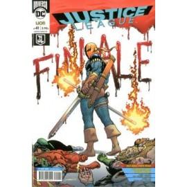 JUSTICE LEAGUE RINASCITA n. 41