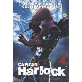 CAPITAN HARLOCK DIMENSION VOYAGE n. 4