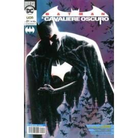 BATMAN CAVALIERE OSCURO RINASCITA n. 21