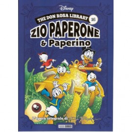 DON ROSA LIBRARY ZIO PAPERONE E PAPERINO n. 16