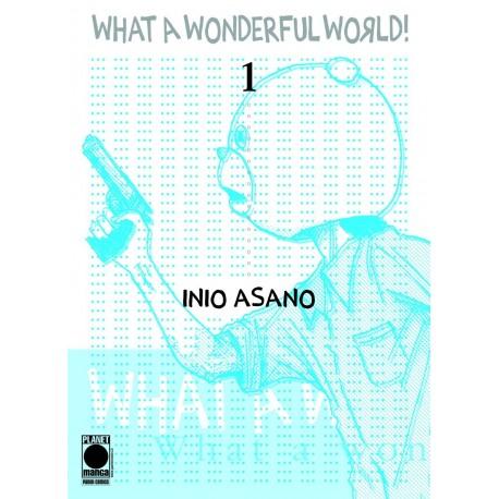 WHAT A WONDERFUL WORLD PACK INIO ASANO serie completa n. 1