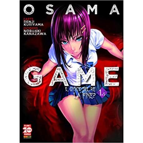 OSAMA GAME GIOCO DEL RE DI 5 serie completa n. 1