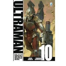 ULTRAMAN n. 10