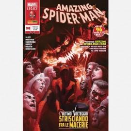 AMAZING SPIDERMAN LEGACY n. 708