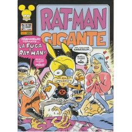 RAT MAN GIGANTE n. 31