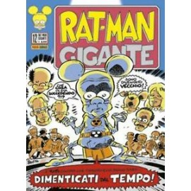 RAT MAN GIGANTE n. 12