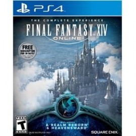 USATO Final Fantasy XIV Online The Complete Experience PS4 USATO
