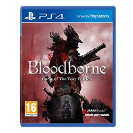 USATO Bloodborne PS4 Game of the Year USATO