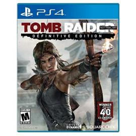 USATO Tomb Raider Definitive Edition PS4 USATO