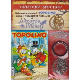 TOPOLINO EDIZIONE CON MEDAGLIONE n. 3303