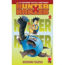 HUNTER X HUNTER RISTAMPA n. 3