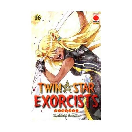 TWIN STAR EXORCISTS DI ONMYOJI n. 16