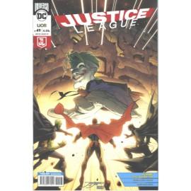 JUSTICE LEAGUE RINASCITA n. 49