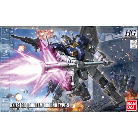 HG Gundam Thunderbolt RX 79 Ground Type-S 1/144 BANDAI