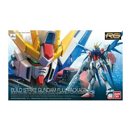 Gundam Build Strike Full Package 1/144 rg BANDAI