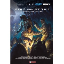 ALIENS FIRE STONE COMPLETE EDITION BOX n. 1