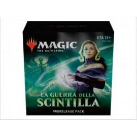 BUSTE MAGIC GUERRA DELLA SCINTILLA BOX HASBRO WIZARDS