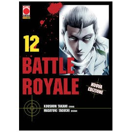 BATTLE ROYALE nuova edizione n. 12