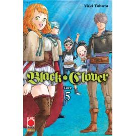 BLACK CLOVER GIURAMENTO DEL RAGAZZO DI YUKI TABATA RISTAMPA n. 5