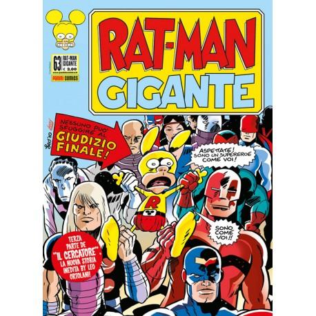 RAT MAN GIGANTE n. 63