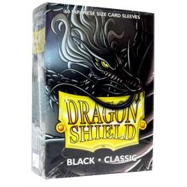 BUSTE PROTEGGI CARD YUGIOH 60 PEZZI BLACK DRAGON SHIELD