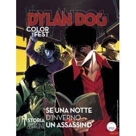 DYLAN DOG COLOR FEST n. 29