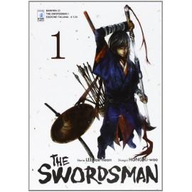 SWORDSMAN di lee e hong serie completa n. 1