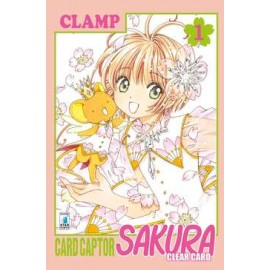 CARD CAPTOR SAKURA CLEAR CARD n. 1