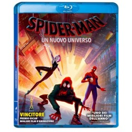 SPIDERMAN NUOVO UNIVERSO