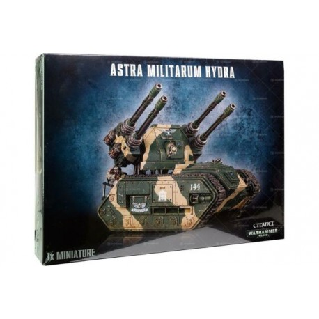 ASTRA MILITARUM HYDRA GAMES WORKSHOP